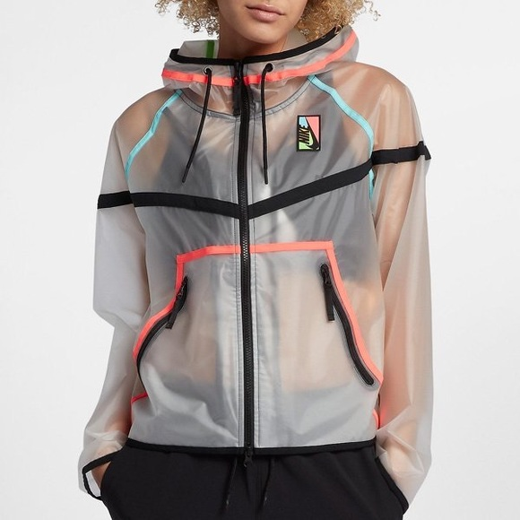 NikeLab Collection Ghost Windrunner Women's Jacket